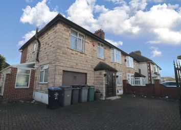 Thumbnail 5 bed semi-detached house for sale in East Lane, Wembley