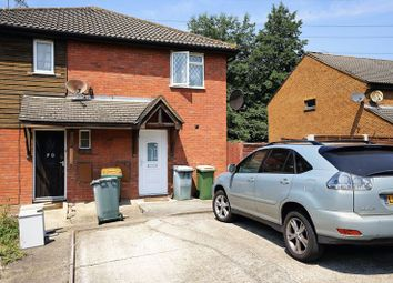 Thumbnail 1 bedroom terraced house for sale in Canterbury Close, London