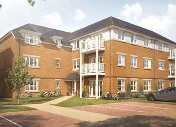 "Thumbnail 2 bed flat for sale in ""Maple Court"" at Warren House Road, Wokingham"
