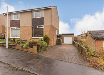 Thumbnail 2 bed semi-detached house for sale in 43 Coldingham Place, Dunfermline
