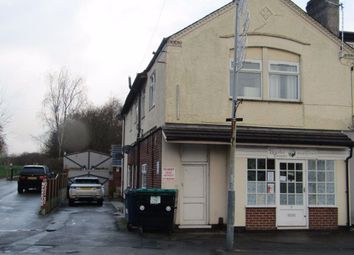 Thumbnail 2 bedroom flat to rent in Selston Road, Jacksdale, Nottingham