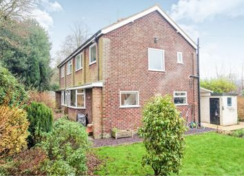 Thumbnail 3 bed semi-detached house for sale in Compton, Leek