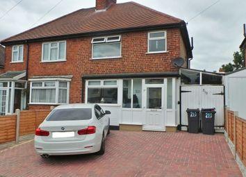 Thumbnail 3 bed semi-detached house for sale in Springthorpe Road, Erdington, Birmingham