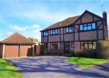 Thumbnail 5 bed detached house for sale in Ravenscroft, Hook