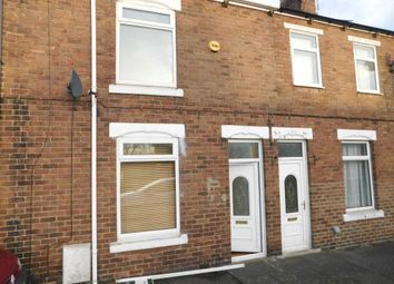 Thumbnail 2 bed terraced house to rent in Front Street, Sunnybrow, Crook