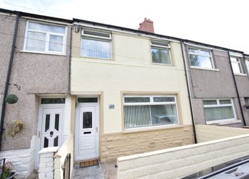 Thumbnail 3 bedroom terraced house for sale in Glyngaer Road, Gelligaer, Hengoed
