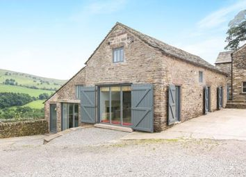 Thumbnail 3 bed barn conversion for sale in Sparrow Greave Farm, Wincle, Macclesfield, Cheshire