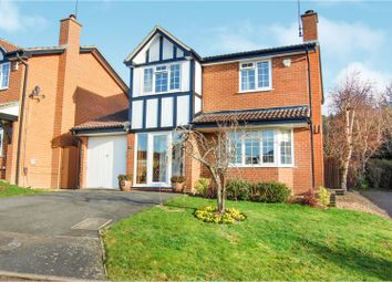 4 bed detached house for sale in Buckingham Close, East Hunsbury, Northampton NN4