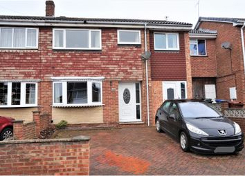 Thumbnail 4 bed semi-detached house for sale in Silverstone Avenue, Barnsley