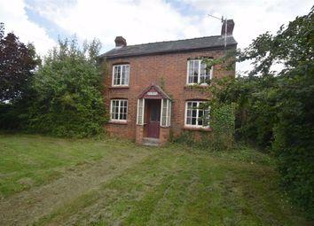 Thumbnail 3 bed detached house for sale in Hook Bank, Hanley Castle, Worcester