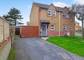 Thumbnail 2 bed semi-detached house for sale in Tythegston Close, Nottage, Porthcawl