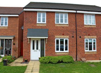 Thumbnail 3 bed semi-detached house to rent in Cloisters Way, St Georges, Telford
