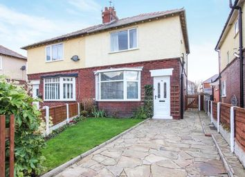 Thumbnail 3 bed semi-detached house for sale in Barton Road, Lytham St Annes, Lancashire, England