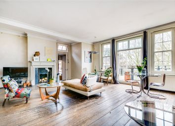 Thumbnail 4 bed flat for sale in Mere Close, London