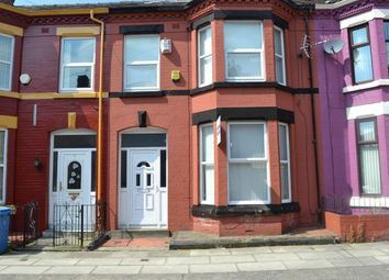 Thumbnail 5 bed property for sale in Egerton Road, Wavertree, Liverpool
