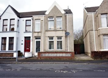 Thumbnail 3 bedroom semi-detached house for sale in Queens Avenue, Gorseinon