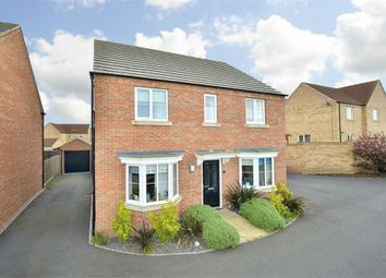 Thumbnail 4 bed detached house for sale in Coninston Close, Oakley Vale, Corby, Northamptonshire