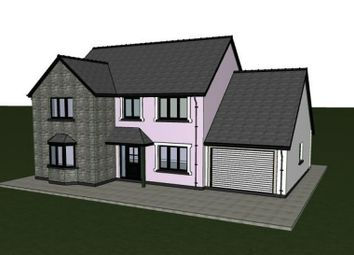 Thumbnail 4 bed detached house for sale in Cefn Farm Development, Rhydargaeau, Carmarthen