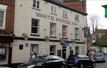 Thumbnail Pub/bar for sale in The White Horse Inn, 10 Market Place, Howden, Goole