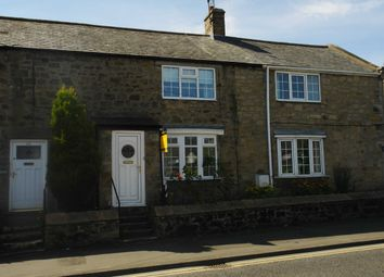 Thumbnail 2 bed cottage to rent in West Road, Prudhoe