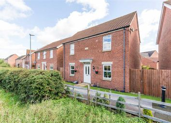 Thumbnail 4 bed property for sale in Plover Walk, Market Rasen, Lincolnshire