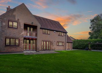 Thumbnail 4 bed detached house for sale in Daneswood Road, Binley Woods, Coventry