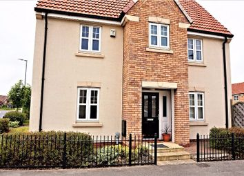 Thumbnail 3 bedroom link-detached house for sale in Pools Brook Park, Kingswood, Hull