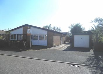 Thumbnail 2 bed bungalow to rent in Fulwoods Drive, Leadenhall, Milton Keynes