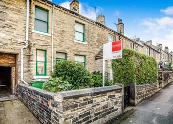 Thumbnail 2 bed terraced house for sale in Tanfield Road, Birkby, Huddersfield, West Yorkshire