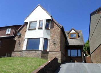 Thumbnail 4 bedroom detached house for sale in Rural Way, Swansea