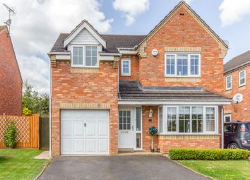 4 bed detached house for sale in Cooper Drive, Wellingborough NN8
