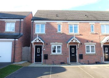 Thumbnail 2 bed semi-detached house for sale in Melbreak Avenue, Carlisle