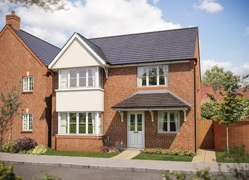 "Thumbnail 4 bedroom detached house for sale in ""The Canterbury"" at Heron Way, Edleston, Nantwich"