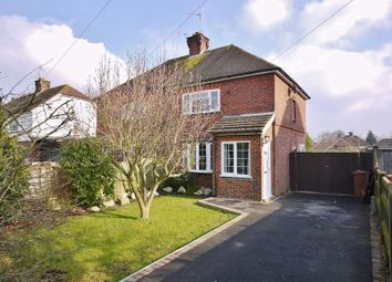 Thumbnail 3 bed semi-detached house for sale in Church Road, Pembury, Tunbridge Wells