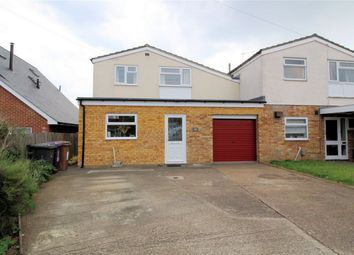 Thumbnail 4 bedroom semi-detached house for sale in Whitehill Road, Hitchin, Hertfordshire