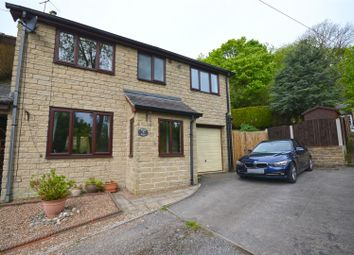 Thumbnail 3 bed link-detached house for sale in Park Terrace, Mossley, Ashton-Under-Lyne