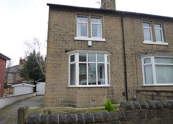Thumbnail 2 bedroom semi-detached house for sale in William Street, Crosland Moor, Huddersfield