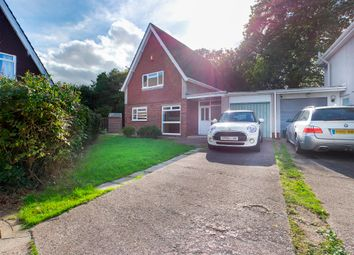 Thumbnail 3 bed detached house to rent in The Paddocks, West Cross, Swansea