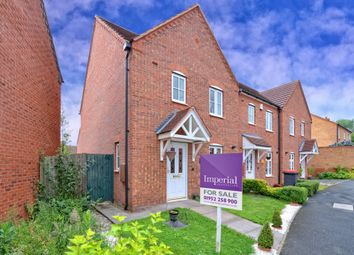 Thumbnail 3 bed semi-detached house for sale in Ashford Close, Hadley
