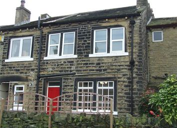 Thumbnail 2 bed cottage to rent in Townend, Golcar, Huddersfield