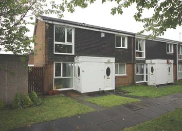 Thumbnail 2 bed flat to rent in Windermere Close, Southfield Lea, Cramlington