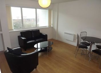 Thumbnail 2 bed flat to rent in Hudson Court, Broadway, Salford Quays, Salford, Greater Manchester