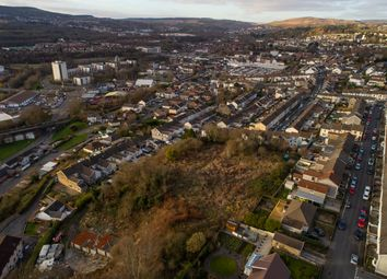 Land for sale in Rees Street, Merthyr Tydfil CF48