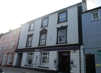 Thumbnail Commercial property to let in 27, Main Street, Pembroke, West Wales, West Wales