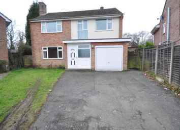 Thumbnail 4 bed detached house to rent in Poynings Crescent, Basingstoke