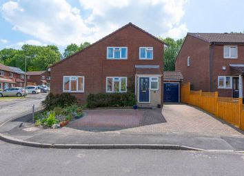 Thumbnail 4 bed detached house for sale in Ketelbey Rise, Basingstoke