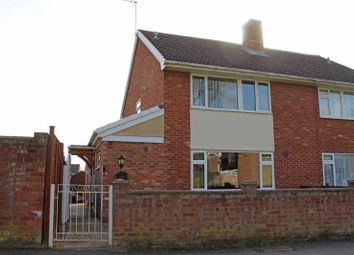 Thumbnail 3 bed semi-detached house for sale in Coniston Walk, Off Yazor Road, Hereford