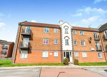 Thumbnail 2 bed flat for sale in Lancelot Court, Victoria Dock, Hull