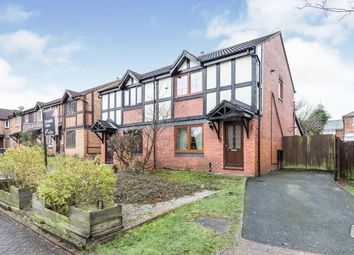 Thumbnail 3 bed semi-detached house for sale in Stratfield Place, Leyland, Lancashire