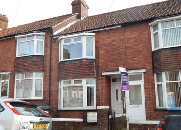 Thumbnail 2 bed terraced house to rent in Stanhope Road, Dover